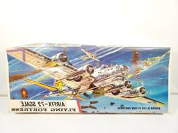 Airfix 1:72 B-17G Flying Fortress Original Issue Model Kit S