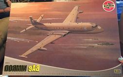 1 72 bae nimrod plastic aircraft model