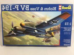 Revell 1:72 Blohm & Voss BV P-194 WWII German Attack Airplan