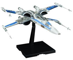 Bandai Hobby 1/72 Blue Squadron Resistance X-Wing Star Wars: