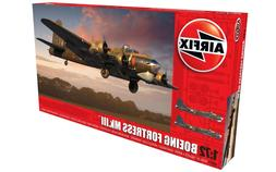 Airfix 1/72 Boeing Fortress Mk.III  FREE PRIORITY SHIPPING!