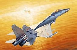 Trumpeter 1/72 Chinese J-15 Flying Shark Fighter Plastic Mod