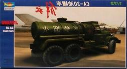 Trumpeter 1:72 Chinese Jie Fang CA-30 Fuel Truck Plastic Mod