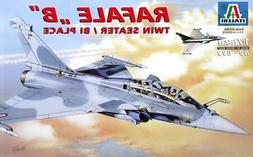 ITALERI 1/72 FRENCH RAFALE B Fighter Jet #092 MODEL KIT New