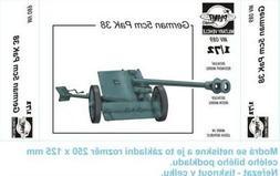 Planet Models 1:72 German 5cm PaK 38 Resin Model Kit #MV089