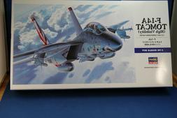 Hasegawa 1:72 Model Plane Kit NIB/  F-14A Tomcat