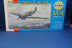 Smer 1:72 Model Plane Kit NIB/ Fairey Fulmar Mk.I/Mk.II