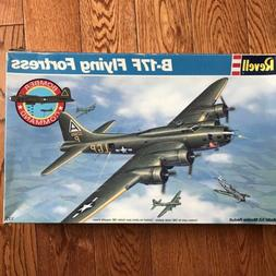 1/72 Revell Monogram B-17F Flying Fortress WW2 Plastic Scale