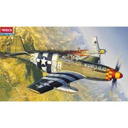 ACADEMY MODELS 1/72 P51B Mustang Fighter ACD12464