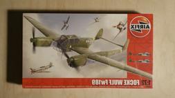 Airfix 1/72 Plastic Model Kit Focke Wulf Fw-189 #A03053 Bran