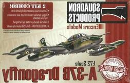 Encore Models 1/72 Scale A-37b Dragonfly Aircraft Model Buil