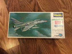 Hasegawa 1/72 Scale North American-Rockwell F-100D Super Sab