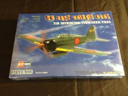 1:72 Scale Zero Fighter Type 52 Plastic Model Aircraft Kit -