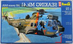 Revell 1/72 Sikorsky Sea King Mk.41 SAR Helicopter Model Kit