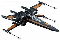 Bandai 1:72 Star Wars Poe's X-Wing Fighter Plastic Model Kit