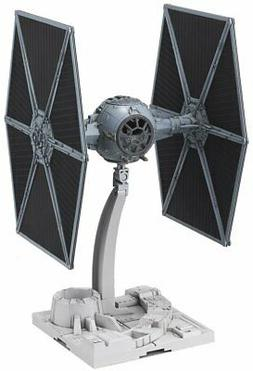 Bandai 1:72 Star Wars Tie Fighter Plastic Model Kit 0194870