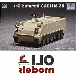 1/72 US M113A3 / M113 A3 Armored Personnel Carrier APC - Tru