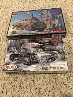 Roden CKiO 1/72 WWII Model Kits German Schwerer Panzerspahwa