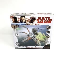 NEW Revell 1/78 Poe s Boosted X-Wing Fighter 851671