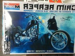 Monogram 1/8 Grim Reaper Old School Chopper SCALE PLASTIC MO