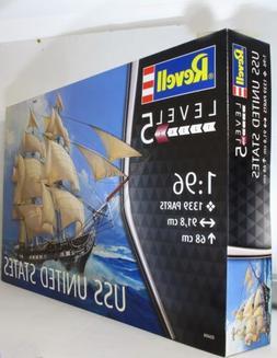 Revell 1:96 05606 USS United States Model Ship Kit