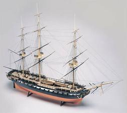 Revell 1/96 USS Constitution Sailing Ship Plastic Model Kit
