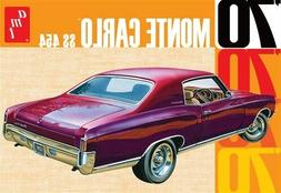 AMT 1:25 1970 Chevy Monte Carlo Plastic Model Kit AMT928