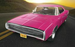 Revell 1:25 1970 Dodge Charger R/T Plastic Model Kit 85-4381