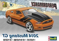 Revell 1/25 2014 Ford Mustang GT Plastic Model Kit 85-4379 R