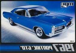 MPC 1/25 1967 Pontiac GTO Model Kit MPC710