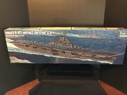 Trumpeter 1/350 05602 U.S. Aircraft Carrier CV-9 Essex model