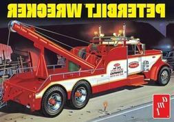 AMT 1133 Peterbilt 359 Truck  Wrecker 1:25 scale model kit n
