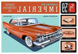 AMT 1136 F/S 1959 CHRYSLER IMPERIAL HARDTOP/CONVERTIBLE UNBU