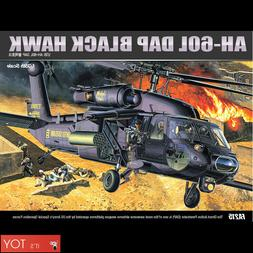 Academy 12115 Ah-60L Dap Black Hawk 1/35 Plastic Model Kits