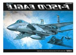 """#12257 ACADEMY Plastic Model Kit Scale 1/48 Air Force """"F-15C"""