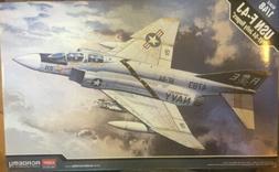 Academy #12305 1/48 Plastic Model Kit USN F-4J VF-84 Jolly R