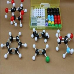 124pcs Molecular Model Set Organic Chemistry Science Atom Mo