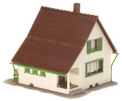 Faller 130204 Stucco Chalet w/Porch HO Scale Building Kit