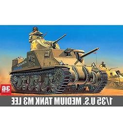 Academy model 13206 US 1/35 US Medium Tank M3 LEE