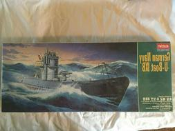 ACADEMY 1442 1:150 GERMAN NAVY U-BOAT IXB WORKING MODEL MIB