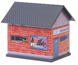 Faller 150130 Basic Workshop HO Scale Building Kit