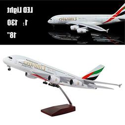 "24-Hours 18""1:160 Scale Assembled Airplane Model Kits for"