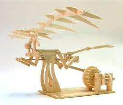 Pathfinders 18 Leonardo DaVinci Ornithopter Wood Kit