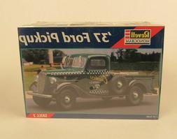 Revell 1937 Ford Pickup 85-7627 1/25 Plastic Model Kit New S