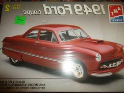 1949 FORD '49 COUPE 2N1 AMT 6805  WRAPPED 1:25 KIT 1991 Issu
