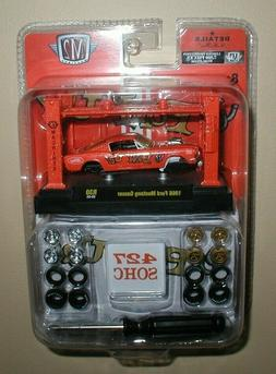 M2 Machines 1953 Chevrolet 3100 Truck Ground Pounders LE #82