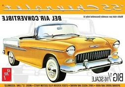 AMT 1955 Chevy Bel Air Convertible 1:16 scale model car kit