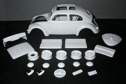 1957 VW OVAL WINDOW SUNROOF RESIN CONVERSION KIT! for 1/24 T