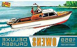 Lindberg 1959 Owens Dual Outboard Engine 22' Speed Boat mode