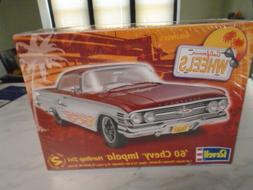 REVELL 1960 Cevy Impala Hardtop 1/25 MODEL KIT New Sealed